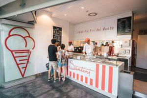 Santini Ice-Cream Kiosk