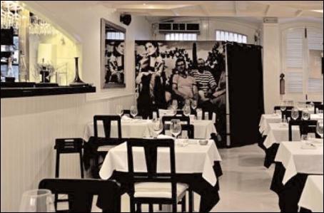 100 Maneiras Restaurant, Lisbon