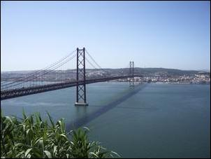 25th April bridge, Lisbon