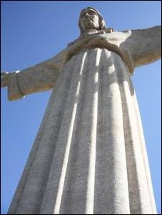 Lisbon's Monument to Christ (
