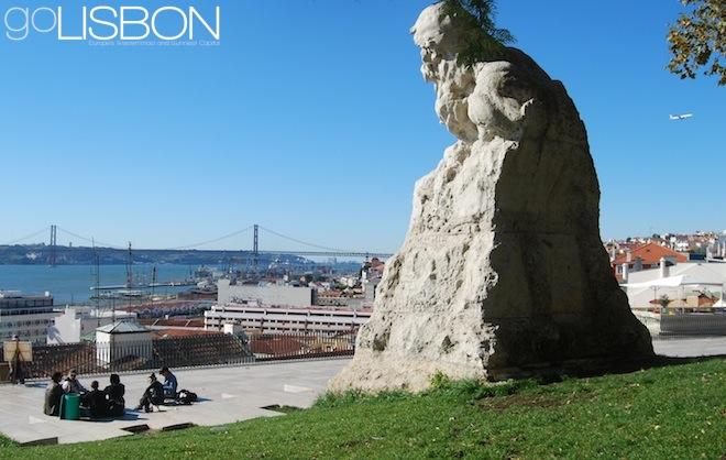 Miradouro de Santa Catarina, Lisbon