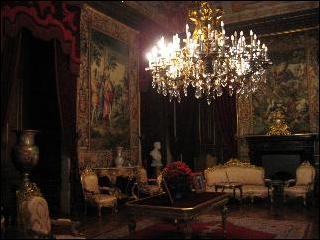 Ajuda  Palace interior