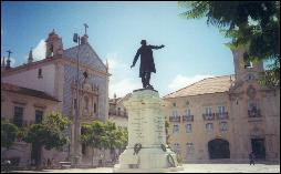 Aveiro's  Praca da Republica