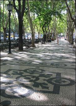 Avenida da Liberdade, Lisbon