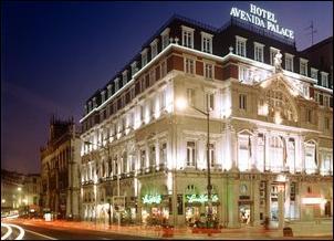 Avenida Palace Hotel, Lisbon