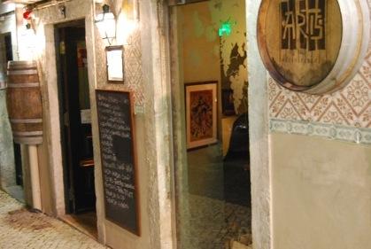 Bar Artis, Bairro Alto, Lisboa