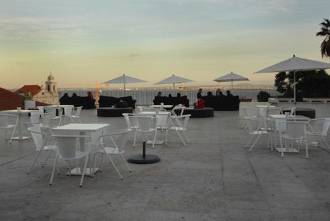 Portas do Sol Café-Bar, Lisbon