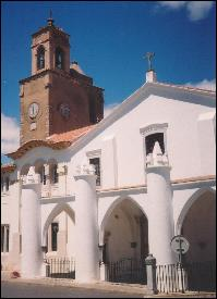 Beja's Church  of Santa Maria