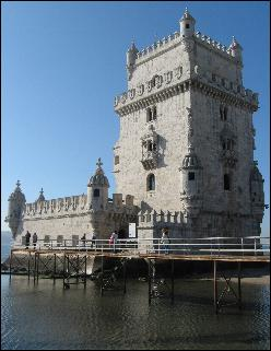Belem Tower, one of Portugal's wonders