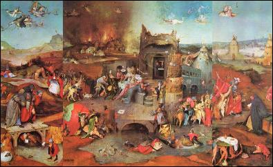 Bosch's Temptation of St. Anthony
