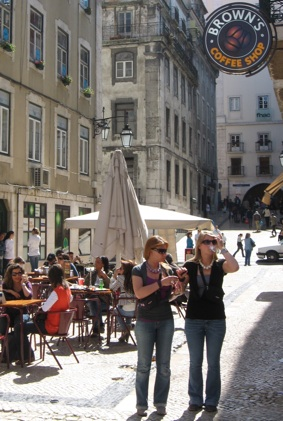 Brown's Coffee Shop, cafe in Baixa, Lisbon