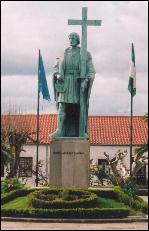 Monument  to Pedro Alvares Cabral