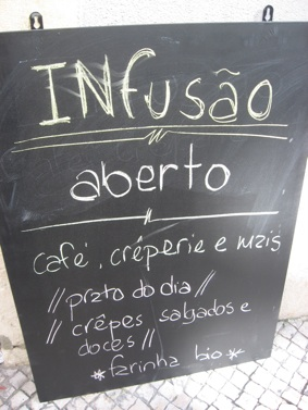 Café Infusão, Lisboa