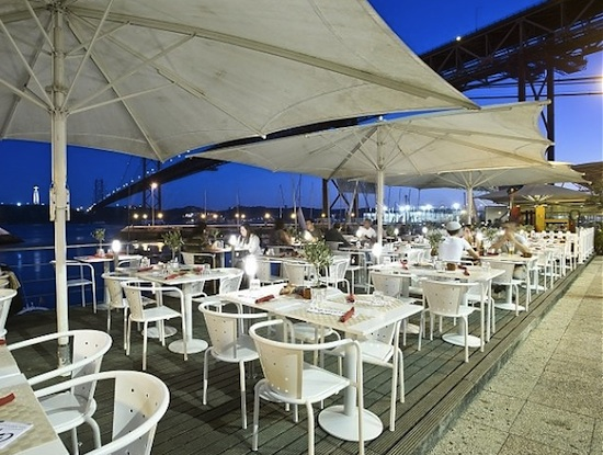 Blog Archive » 10 Spots to Dine by the Water in Lisbon