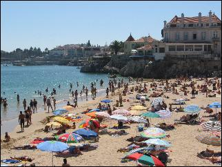 CASCAIS Portugal Attractions Beaches And Hotels - Qashqai portugal map