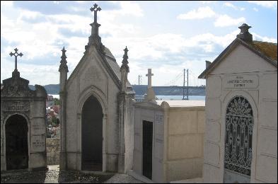Cemiterio dos Prazeres, Lisbon