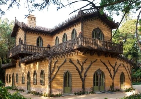 Chalet Condessa d'Edla, Sintra
