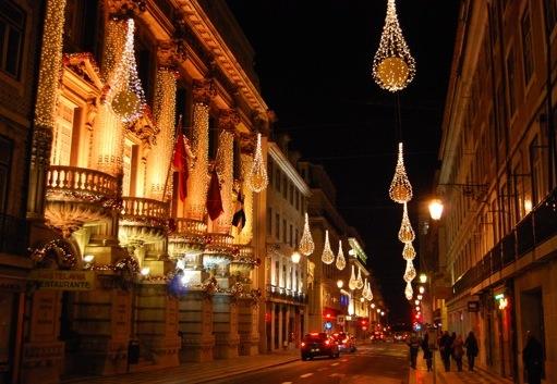 Lisbon Christmas