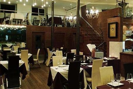 Cop3 Restaurant, Lisbon
