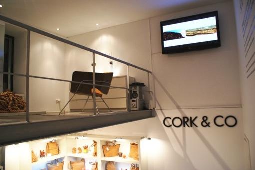 Cork & Co., Lisbon