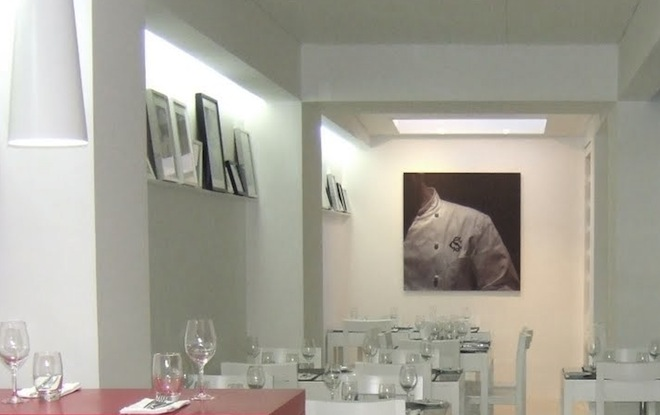 DeCastro Elias restaurant, Lisbon
