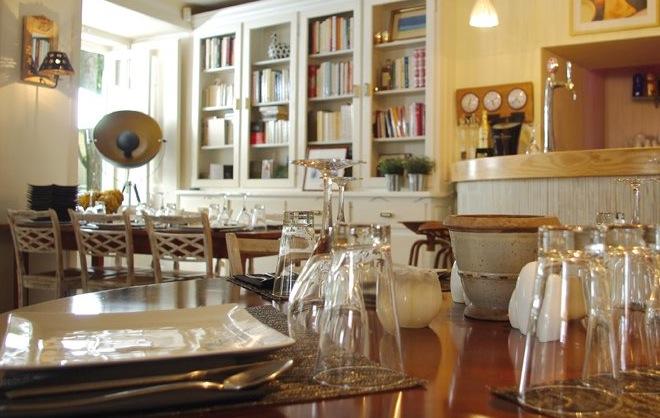 DeCastro restaurant, Lisbon