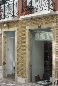 El Dorado shop in Bairro Alto