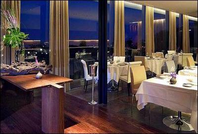 Lisbon's Eleven Restaurant