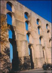 Elvas'  Aqueduct