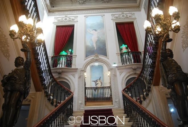 Embaixada, Lisbon