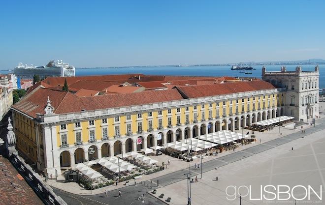 Comercio Square, Lisbon