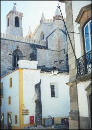 Evora's Sao Francisco Church