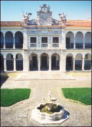 Evora's university