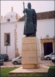 In Faro's old  town