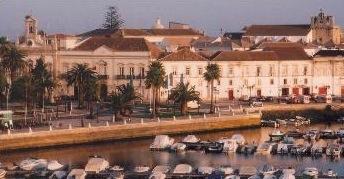 View of Faro