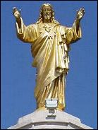 Monument to Christ in Fatima