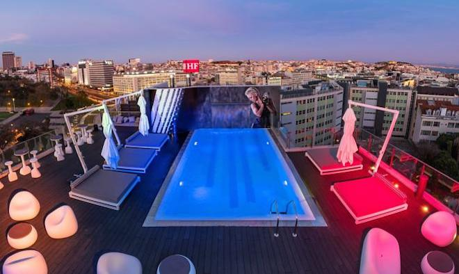 HF Fenix Music Hotel, Lisbon