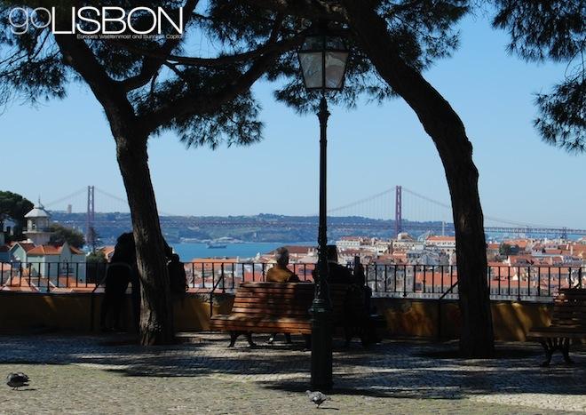 Miradouro da Graça, Lisbon