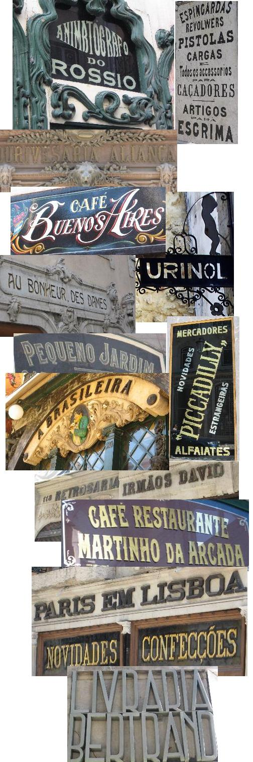 Graphic photos of Lisbon - From a peep show to a public urinal
