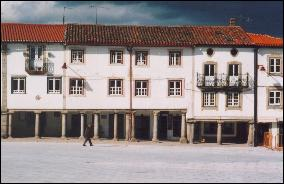 Guarda's  main square