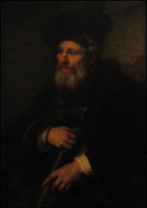 Rembrandt's Portrait of an Old Man at the Gulbenkian Museum