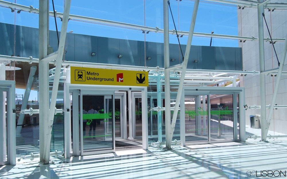 lisbon airport arrivals