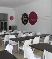JA à Mesa Restaurant, Lisbon