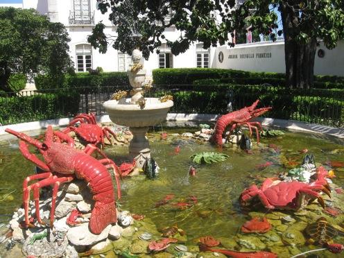 Jardim Bordallo Pinheiro, Museu da Cidade, Lisboa
