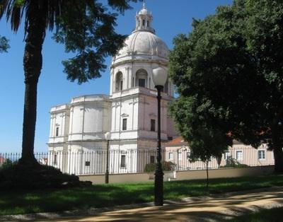 Jardim Botto Machado, Lisboa
