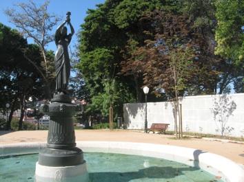 Miradouro Jardim do Torel
