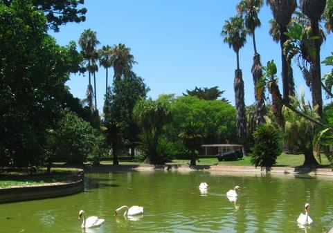 Jardim Tropical, Lisbon