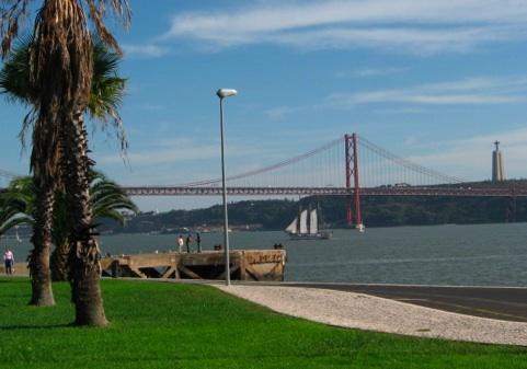 Jardins de Belem, Lisbon