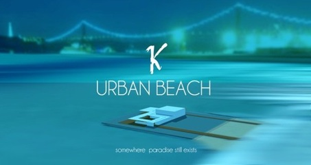 K Urban Beach, Lisboa
