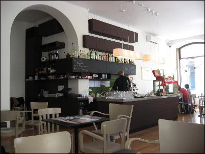 Kaffeehaus, Austrian cafe in Lisbon
